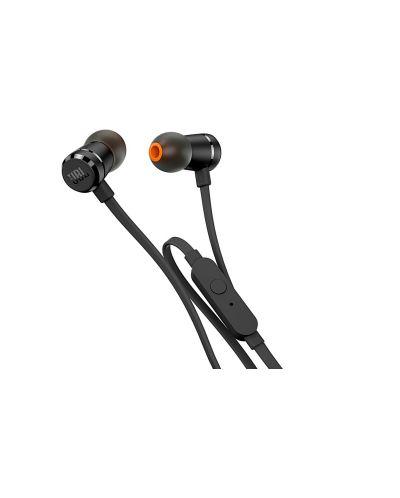 Casti cu microfon JBL T290 - negre - 1