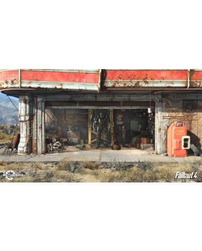 Fallout 4 Game of the Year Edition (PS4) - 7