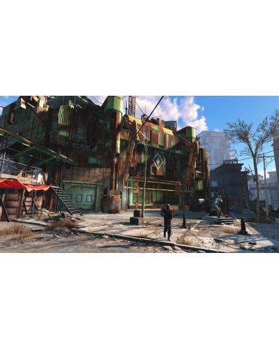 Fallout 4 Game of the Year Edition (PS4) - 4
