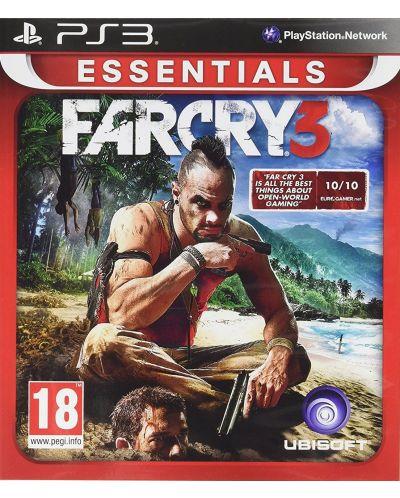 Far Cry 3 - Essentials (PS3) - 1