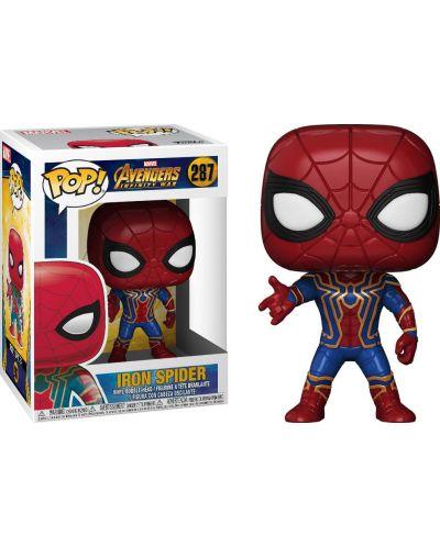Figurina Funko Pop! Marvel: Infinity War - Iron Spider, #287 - 2