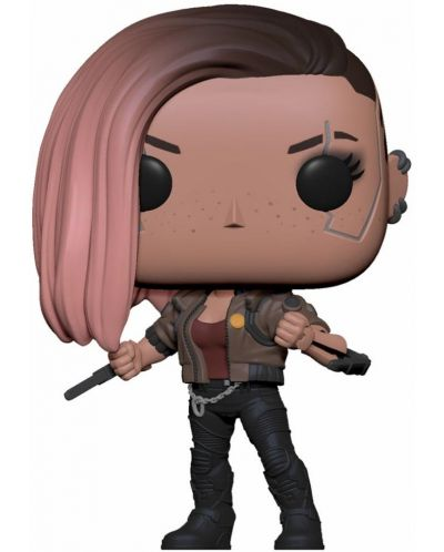 Figurina Funko Pop! Games: Cyberpunk 2077 - V-Female - 1