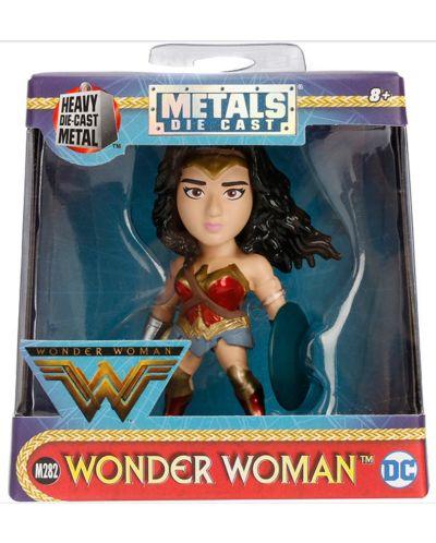 Figurina Metals Die Cast DC Comics: Wonder Woman - Wonder Woman (M282) - 4