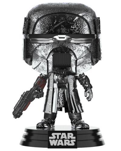 Figurina Funko POP! Star-Wars: Knight of Ren - Blaster Rifle (Chrome) #331 - 1