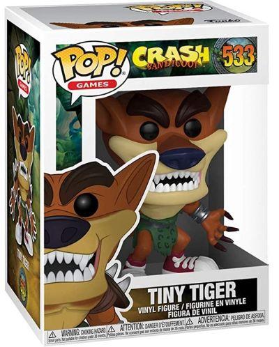 Figurina Funko POP! Games: Crash Bandicoot - Tiny Tiger #533 - 2