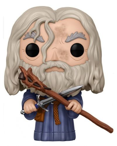 Figurina Funko Pop! Movies: The Lord of the Rings - Gandalf, #443 - 1