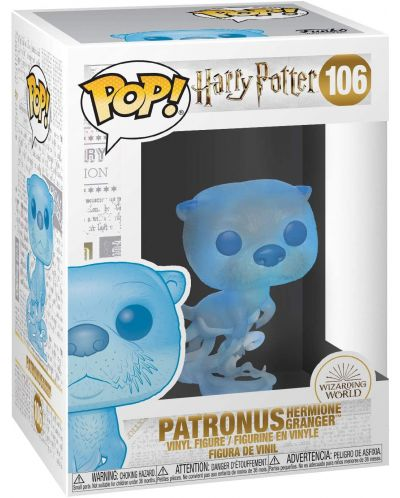 Figurina Funko POP! Movies: Harry Potter - Patronus Hermione #106 - 2