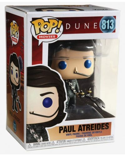 Figurina Funko POP! Movies: Dune - Paul Atreides #813 - 2