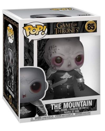 Figurina Funko POP! Game of Thrones - The Mountain #85 - 2