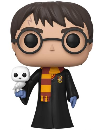 Figurina Funko Pop! Harry Potter: Wizarding World - Harry Potter With Hedwig #01 - 1