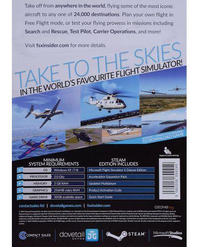 Microsoft Flight Simulator X: Steam Edition (PC) - 3