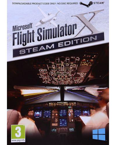 Microsoft Flight Simulator X: Steam Edition (PC) - 1