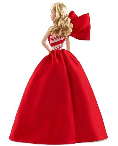Papusa de colectie Mattel Barbie - Holiday - 3
