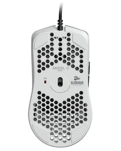 Mouse gaming Glorious Odin - model O, matte White - 4