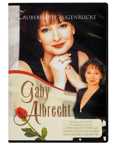 Gaby Albrecht - Zauberhafte Augenblicke (DVD) - 1