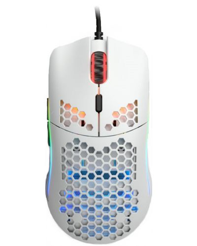 Mouse gaming Glorious Odin - model O, matte White - 2
