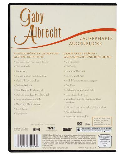 Gaby Albrecht - Zauberhafte Augenblicke (DVD) - 2