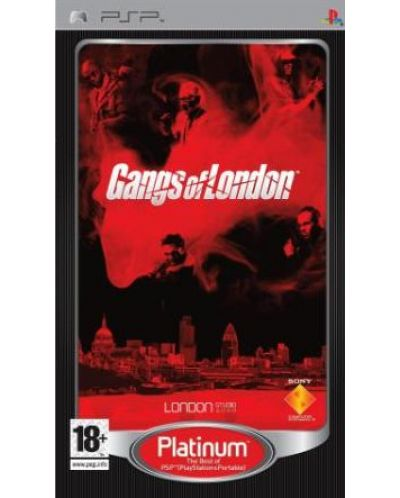 Gangs of London (PSP) - 1