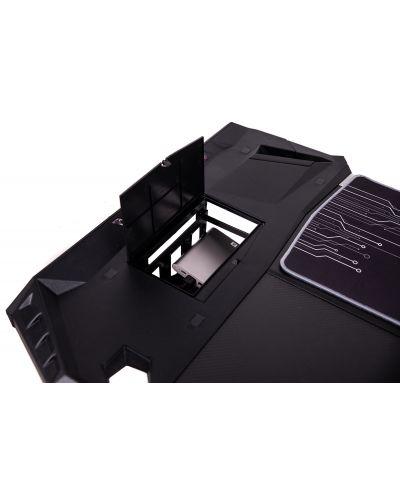 Birou gaming  Ultradesk - Rocket, negru - 7