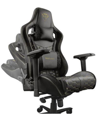 Scaun gaming Trust - GXT 712 Resto Pro, negru - 6
