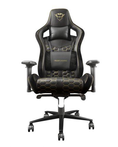 Scaun gaming Trust - GXT 712 Resto Pro, negru - 3