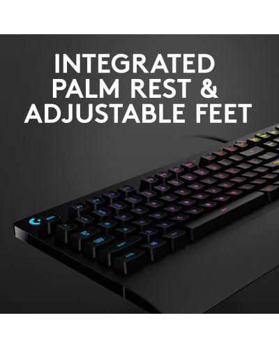 Tastatura gaming Logitech - G213 Prodigy, RGB, neagra - 6