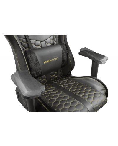 Scaun gaming Trust - GXT 712 Resto Pro, negru - 7