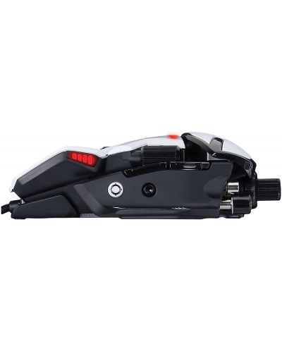 Mouse gaming Mad Catz - R.A.T. 8+, optic, alb - 2