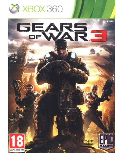 Gears of War 3 (Xbox One/360) - 1