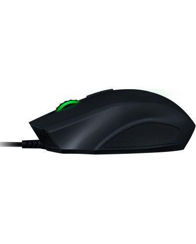 Mouse gaming Razer - Naga Left-Handed Edition, optic, 20 000 DPI, negru - 6