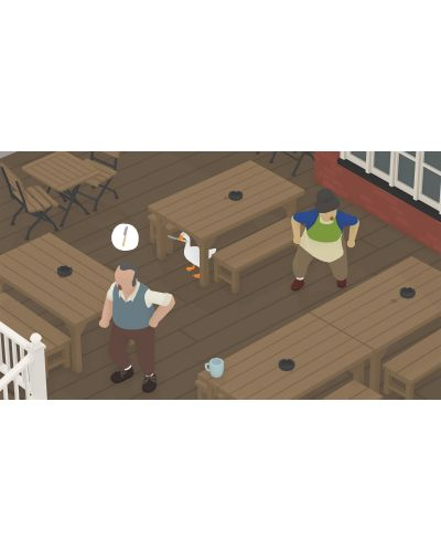 Untitled Goose Game (PS4) - 8
