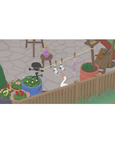 Untitled Goose Game (PS4) - 7