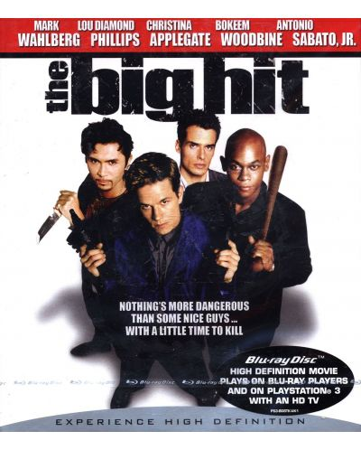 The Big Hit (Blu-ray) - 1
