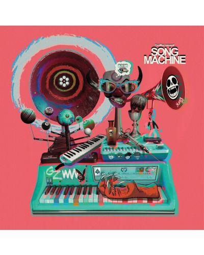 Gorillaz - Song Machine, Season One: Strange Timez, Deluxe Edition (2 CD) - 1