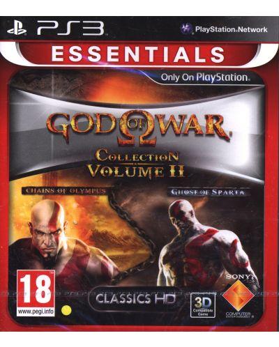 God of War: Origins Collection - Essentials (PS3) - 1