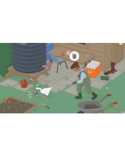 Untitled Goose Game (PS4) - 15
