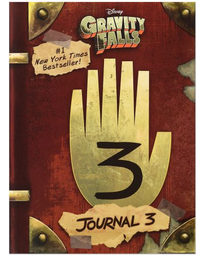 Gravity Falls: Journal 3 - 1