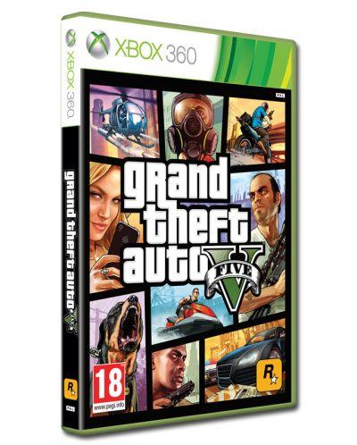 Grand Theft Auto V (Xbox One/360) - 5