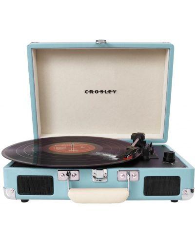 Pick-up Crosley - Cruiser Deluxe, albastru - 1