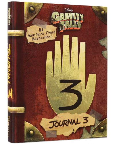 Gravity Falls: Journal 3 - 2