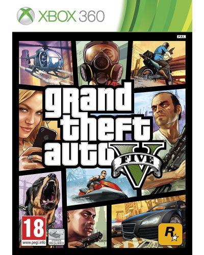 Grand Theft Auto V (Xbox One/360) - 1