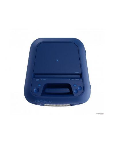 Mini boxa Sony GTK-XB5 - albastra - 2