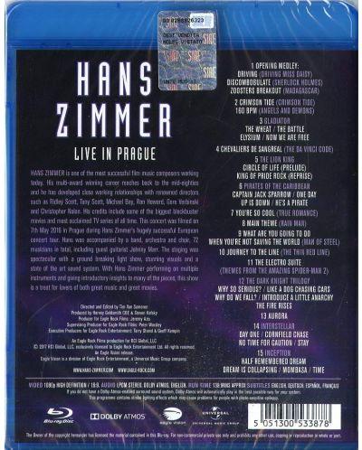 Hans Zimmer - Live in Prague (Blu-Ray) - 2