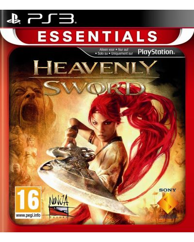 Heavenly Sword - Essentials (PS3) - 1