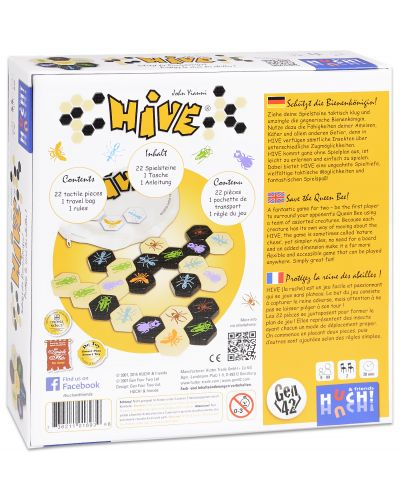 Joc de societate Hive, de strategie - 2