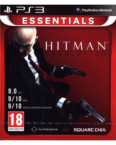 Hitman: Absolution - Essentials (PS3) - 1