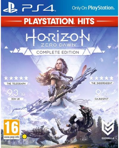 Horizon: Zero Dawn - Complete Edition (PS4) - 1