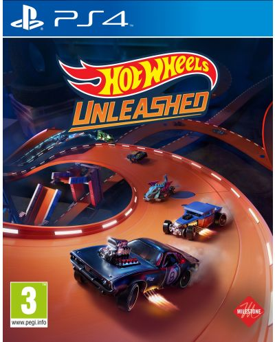 Hot Wheels Unleashed (PS4) - 1