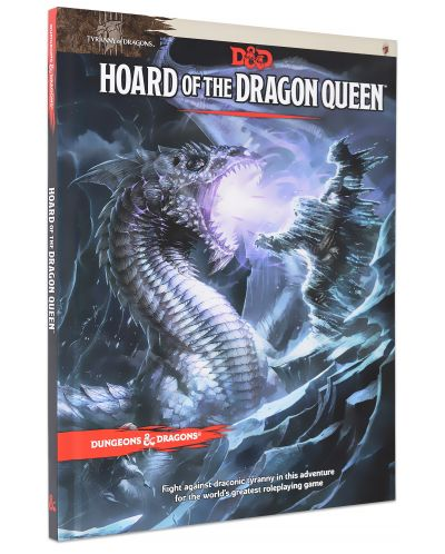 Joc de rol Dungeons & Dragons - Tyranny of Dragons: Hoard of the Dragon Queen Adventure (5th Edition) - 1