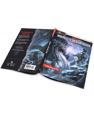 Joc de rol Dungeons & Dragons - Tyranny of Dragons: Hoard of the Dragon Queen Adventure (5th Edition) - 2